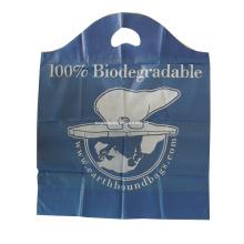 Custom Printed Biodegradable Plastic Packaging Bag