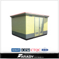 Minisub Kiosk Electrical Minisub Prefabricated Compact Transformer
