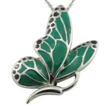 Fashion Animal Enamel Butterfly Accessory