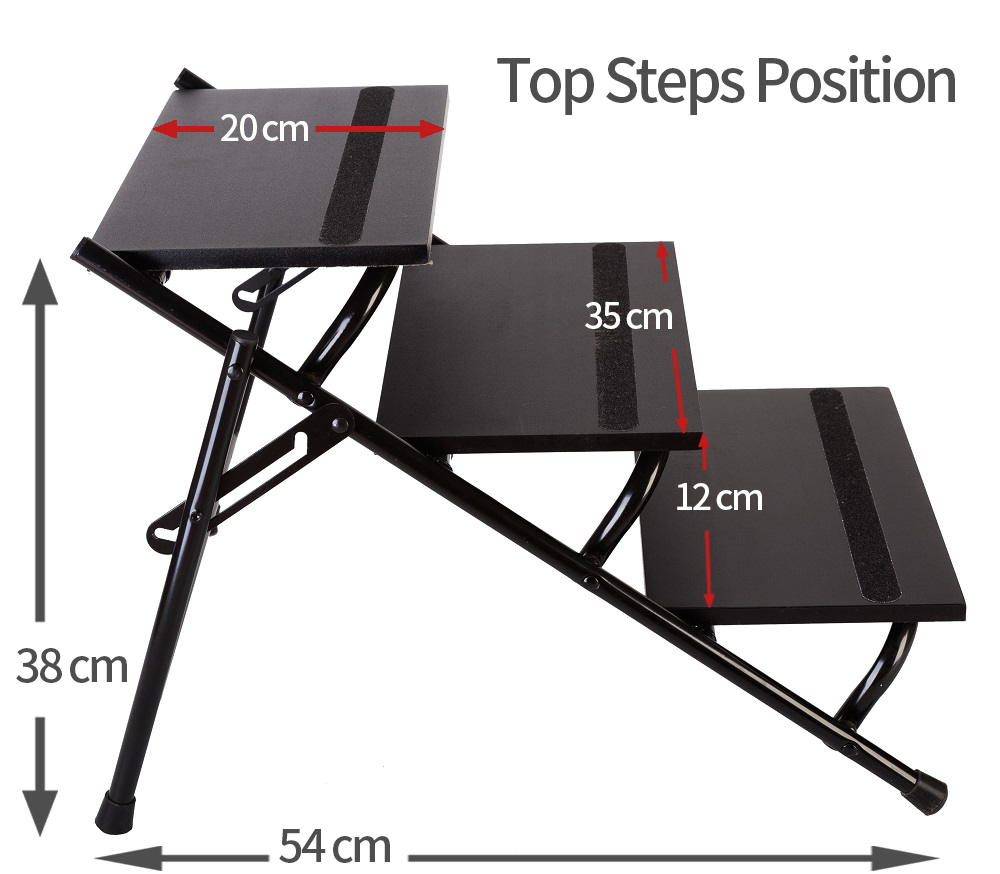 Top Steps Position