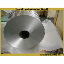 Feuille d'étiquette en cuivre en aluminium