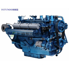 243kw, Dongfeng Diesel Engine for Generator Set, Chinese Engine