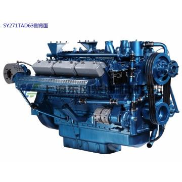 243 kW, Dongfeng-Dieselmotor für Generator, chinesischer Motor