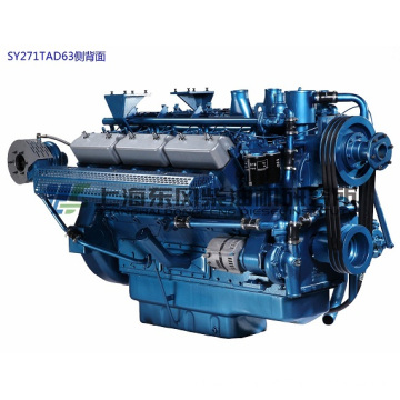 12cylinder, Cummins, 455kw, , Shanghai Dongfeng Diesel Engine for Generator Set,