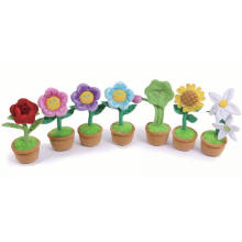 Factory Supply Infant Plush Musical Toy