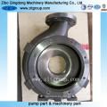 Casting de la bomba del acero inoxidable de la fundición de arena / del acero de aleación / de Durco