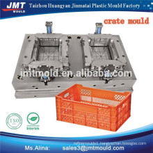high quality plastic injection bread crate mould supplier