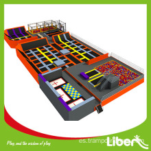 Proveedor de China Top Trampoline Park