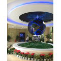 PH5 Sphere LED Display dengan diameter 1m