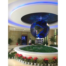 PH5 Sphere LED Display mit 1m Durchmesser