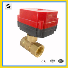 CXW_50K fast-assembly electric ball valve for heating or fan coil system