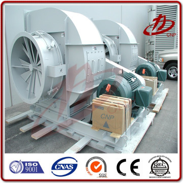 High temperature dust exhaust fan dust collector fan blower