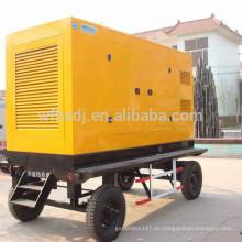 Generador diesel portable caliente de las ventas 20KVA-1500KVA con CE