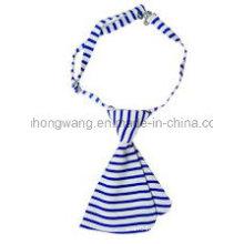 Lazo al por mayor de señora Polyester Collar Flower Bow