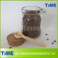 250ml Glas Gewürz Salzglas mit Korken