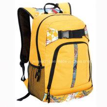 Promoción impermeable Deportes al aire libre viajes escuela patín mochila bolsa