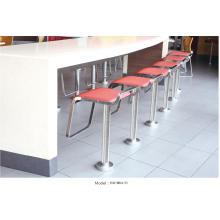 Mobilier de restaurant Tabouret de bar en chaise haute en gros (FOH-XM04-33)