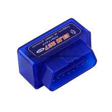 Mini Elm 327 Bluetooth diagnóstico del vehículo escáner Auto