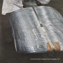 Big Coils Galvanized Wire for Binding