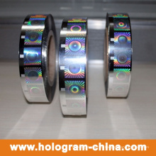 Cheap Factory Price Custom Hologram Hot Foil Stamping