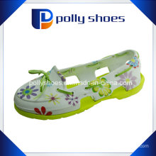 Water Transfer Footwear Wholesale Lady