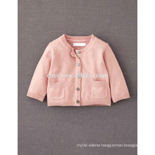 15JW0112B 100%cashmere baby sweater