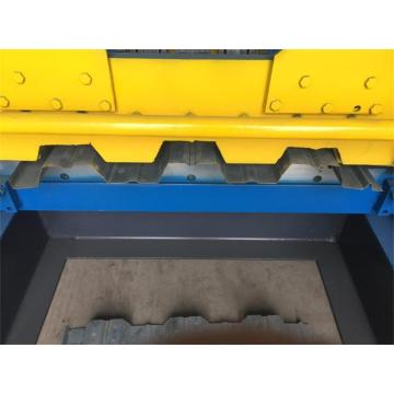 Decking Floor Roll Forming Machine With PLC