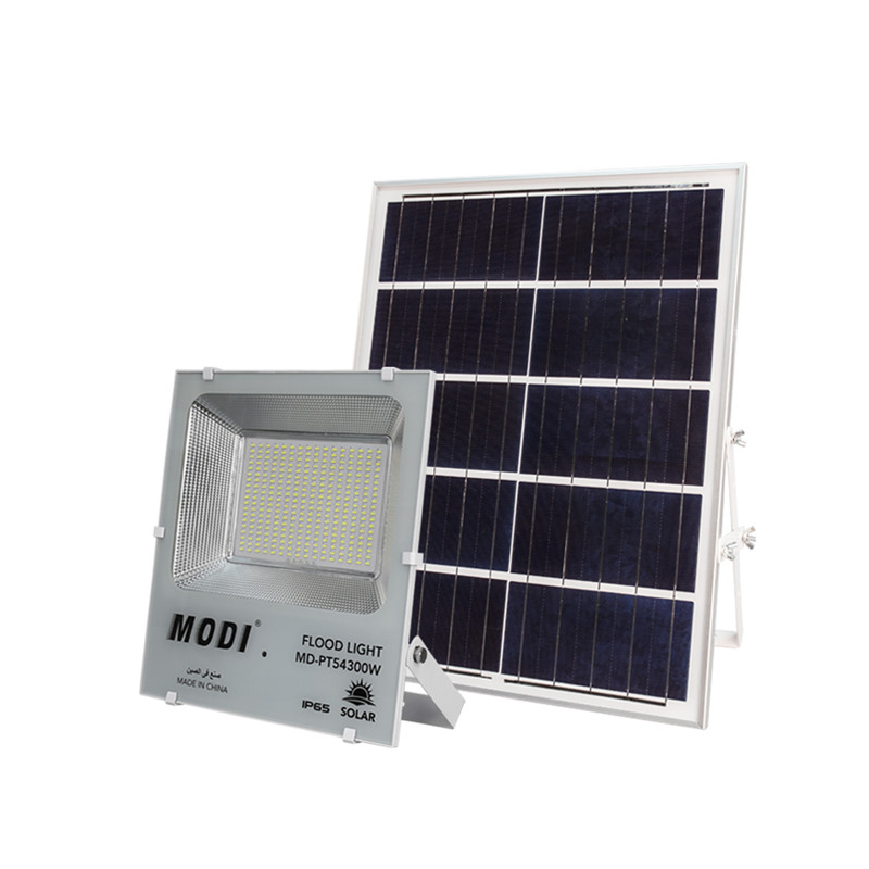 Waterproof solar outdoor lighting fixture