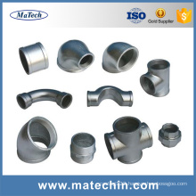 China Foundry Custom Ggg50 Ductile Malleable Cast Iron Pipe Fitting