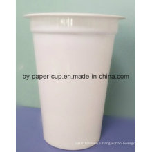 Crystal White Plastic Cups for Cold Drinking