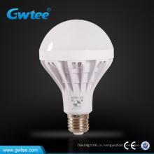 9W 12v светодиодная лампа e27 с теплым белым