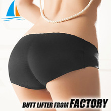 Горячие продажи хлопка прикладом хип усилитель мягкий брюки