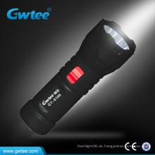 Hochleistungs-wiederaufladbare Taschenlampe LED-Taschenlampe