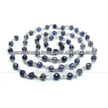 Amethyst Gemstone Beaded Chains, Wholesale Supplier Gemstone Jewelry