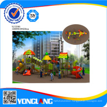 2015 Most Popular Outdoor Playground with Factory Price