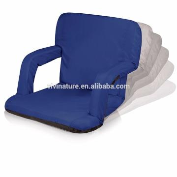 Folding armrest floor chair for single person