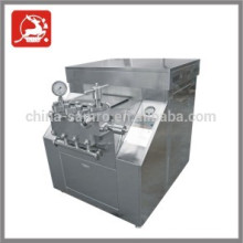 manual operated 2 stages homogenizer,max pressure 450bar