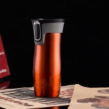 Thermoskanne Isolierflasche Kaffeetasse mit Quick-Cap-Deckel