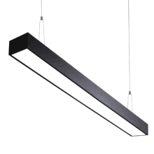 1.2m 1.5m 1.8m 20W-80W Led Linear Pendant Light