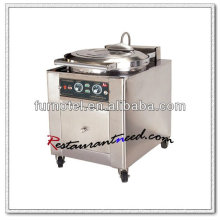 F113 Stainless Steel Electric Crepe Machine