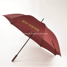 """Date Red 27"""" Advertisement and Promotion Golf Umbrella (YSS0116)"""