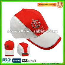 Fashion Multi-panel embriodery baseball caps for sale BC-0156