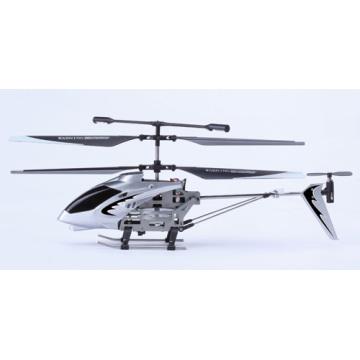 3.5CH hélicoptère RC avec Gyro(silver)