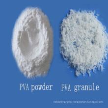 Polyvinyl Alcohol PVA for glue