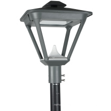 Outdoor Post Top Pole Antique LED Area Parking Lot Garden Light
