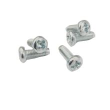 Hex Socket Button Flat Round Head Machine Screw