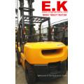 Chariot élévateur diesel Diesel Japon Chariot élévateur Komatsu 5ton (FD50-16)