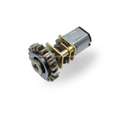 FFN10 6v 100rpm para motor de engrenagem de bloqueio deslizante