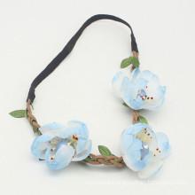 Fashion Floral Flower Women Hair Band (HEAD-279)