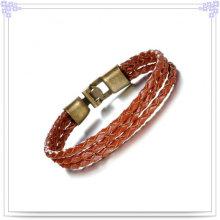 Pulseira de couro da forma do bracelete da forma do bracelete (LB376)